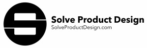 LOGO Solve Product Design white background