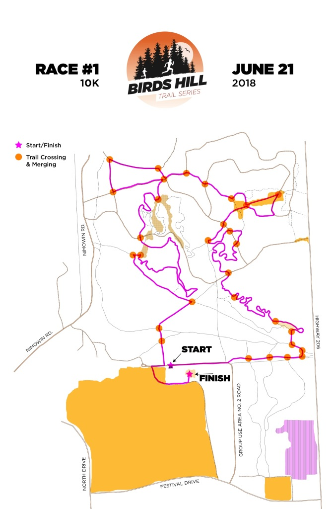 BHTS 2018 Race 1 Map